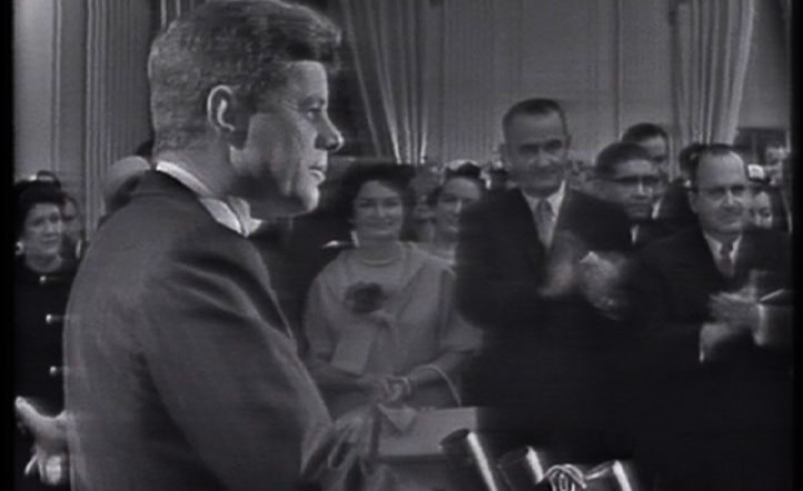 JFK Calls for a Pan-American Alliance